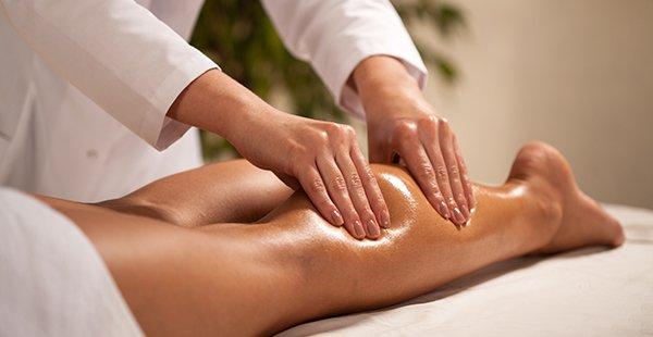 Tractament de 3 massatges limfàtics manuals