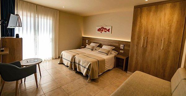 Pack romàntic al Hotel Tamariu
